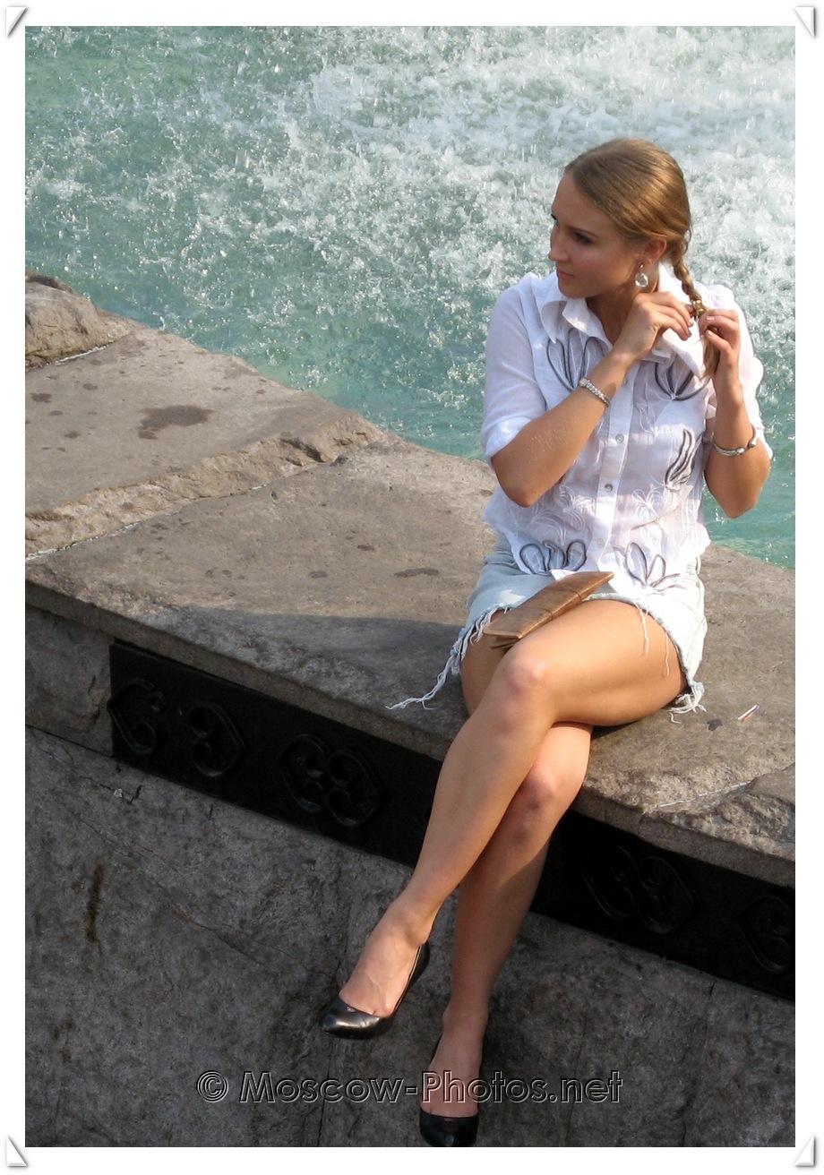 Girl at Summer Day