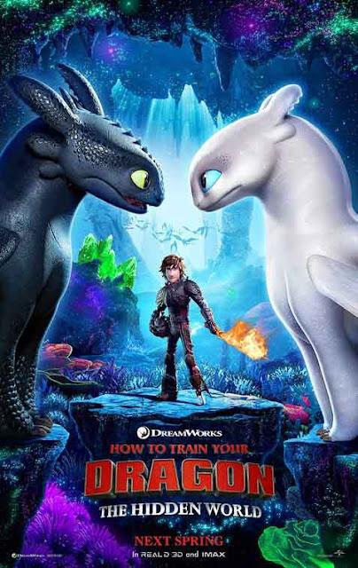 أقوى وأفضل أفلام 2019 المنتظرة بشدة how to train your dragon
