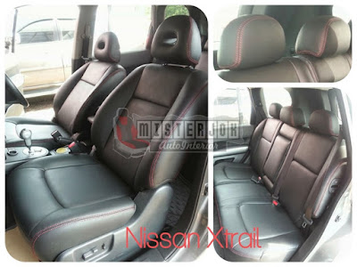 Jok Mobil Nissan Xtrail