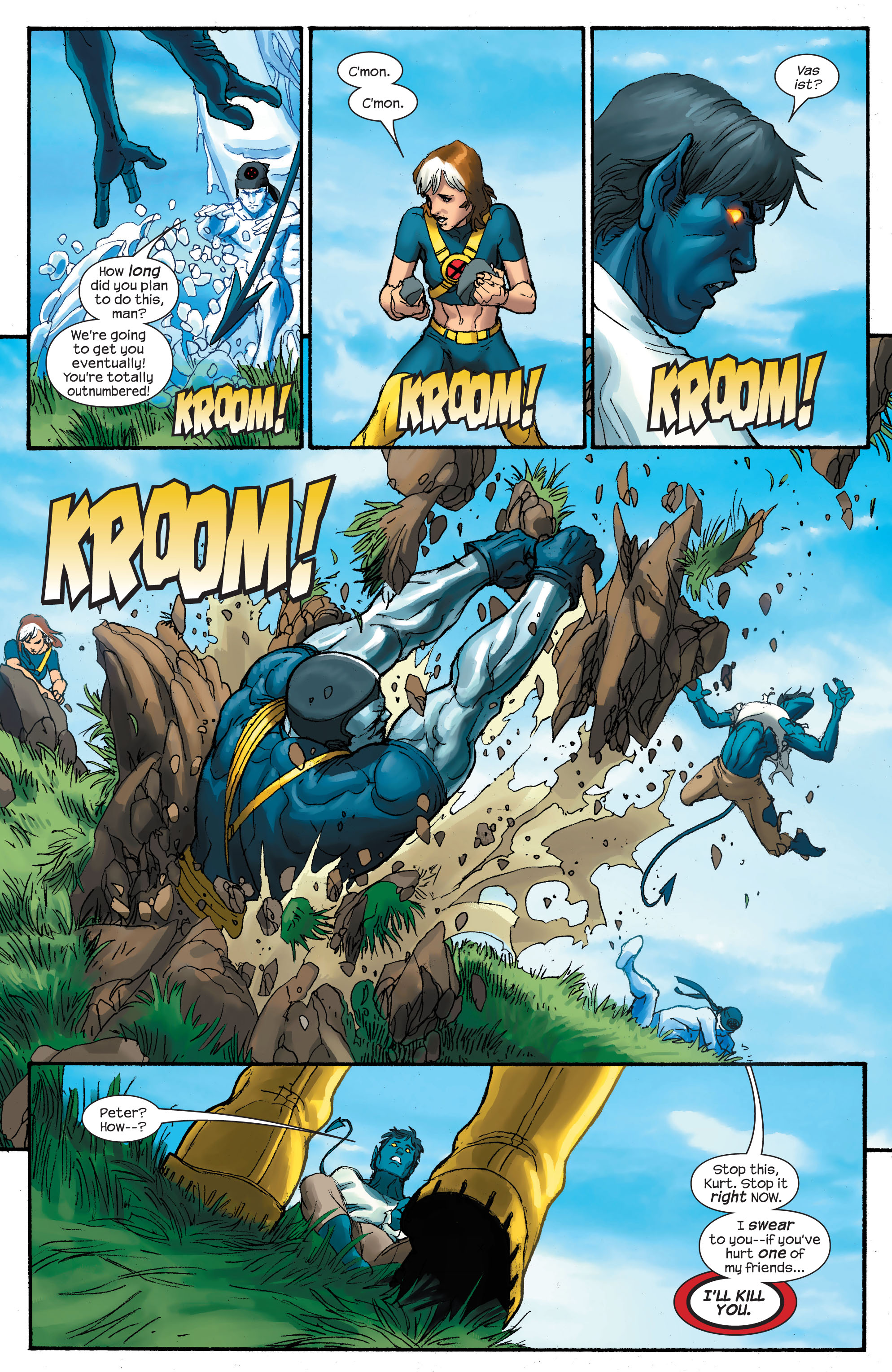 Read online Ultimate X-Men comic -  Issue # _Annual 2 - 29