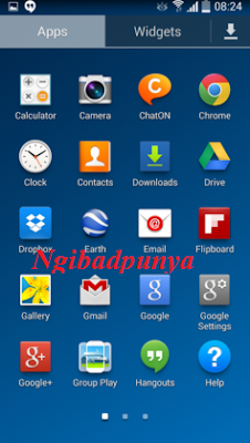 Firmware Android Kitkat 4.4.2 Samsung Galaxy Tab 3 (SM-T211)