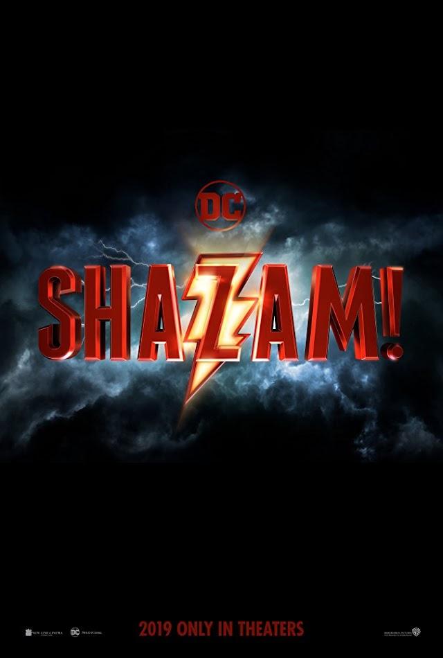 Nuevo Trailer de Shazam 2019