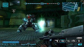Coded Arms PSP Games