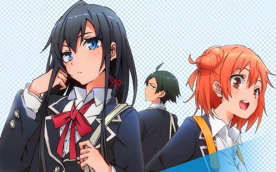 My Teen Romantic Comedy SNAFU TOO! S2 | Yahari Ore no Seishun Love Comedy wa Machigatteiru .Zoku S2 | 480p | TVRip | English Subbed