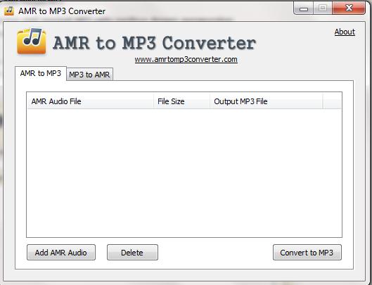 Tips dan Cara Merubah AMR Menjadi Mp3 terbaru 2013