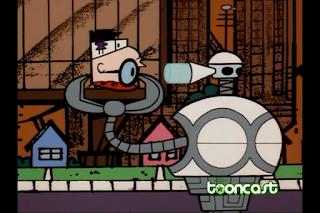 O Laboratório de Dexter A Viagem de Dexter