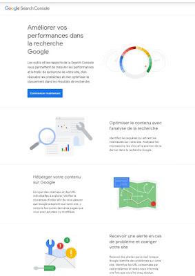 كيفة إظهار موقعك في نتائج البحث على قوقل عبر إعدادات مشرفي المواقع من قوقل Google Search Console