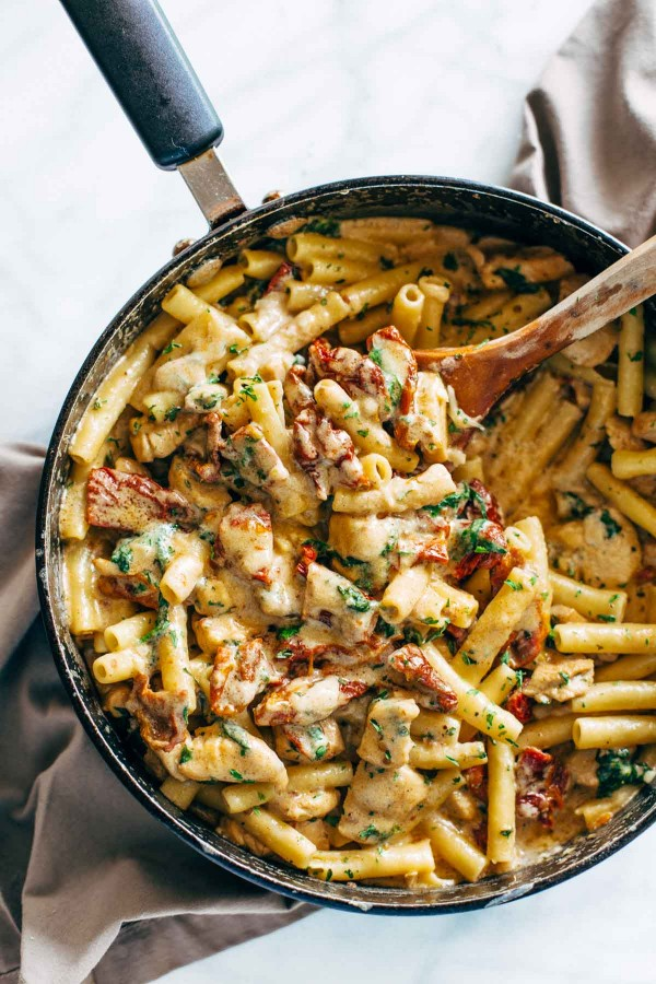 31 Pasta Dishes For All The Family Oh So Amelia Bloglovin