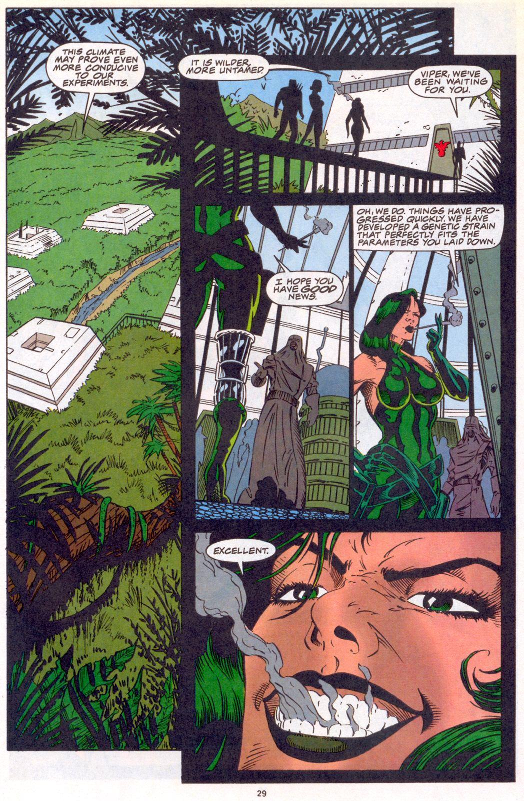 Hawkeye (1994) Issue #3 #3 - English 20