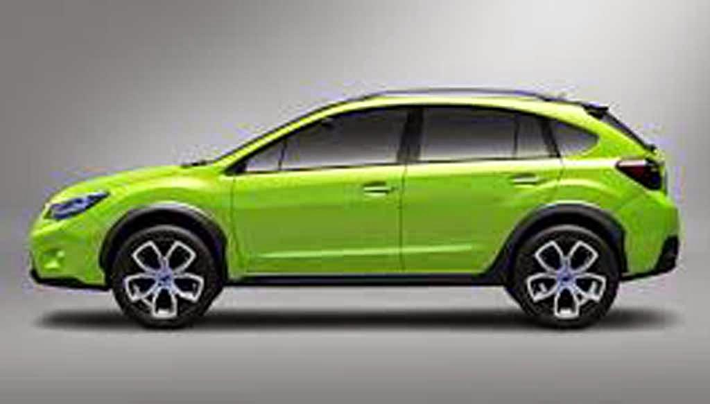 2017 Subaru Crosstrek Engine And Fuel Economy