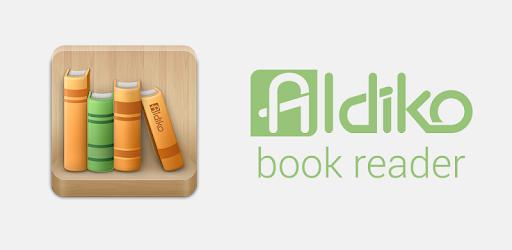 aldiko book reader app