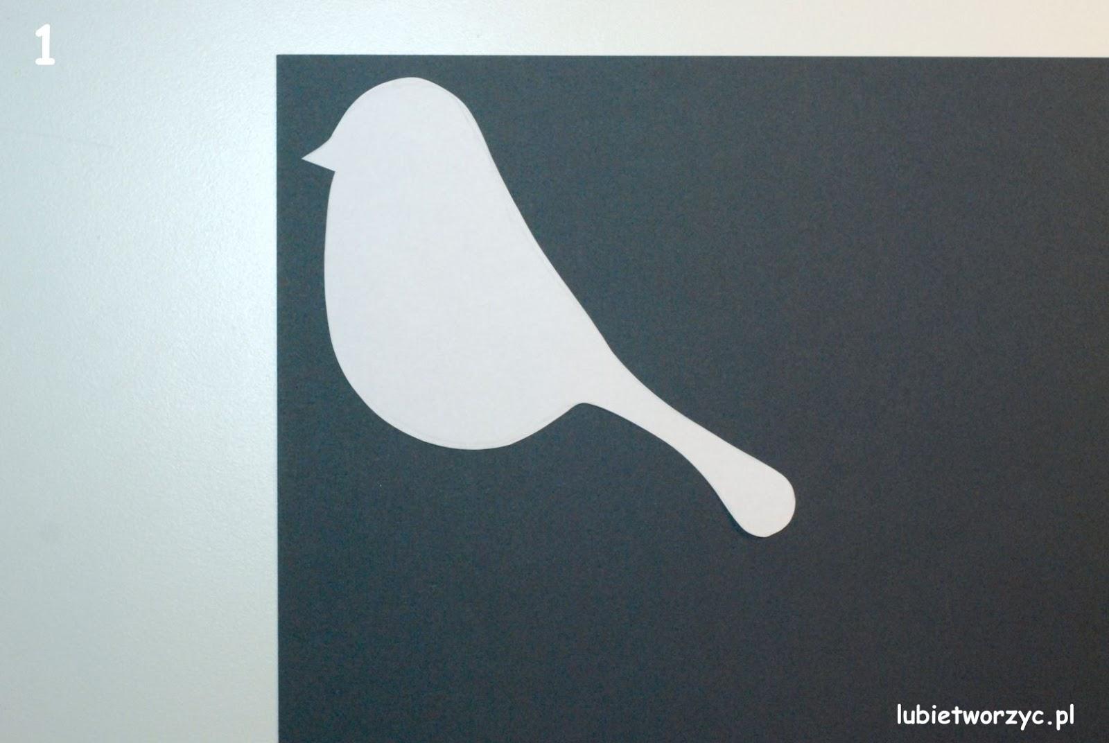 Girlanda Z Papierowych Ptaków Handmade Zblogowani