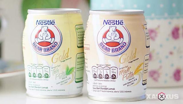 10 Manfaat dan Bahaya Susu Beruang (Bear Brand) Untuk Kesehatan Tubuh