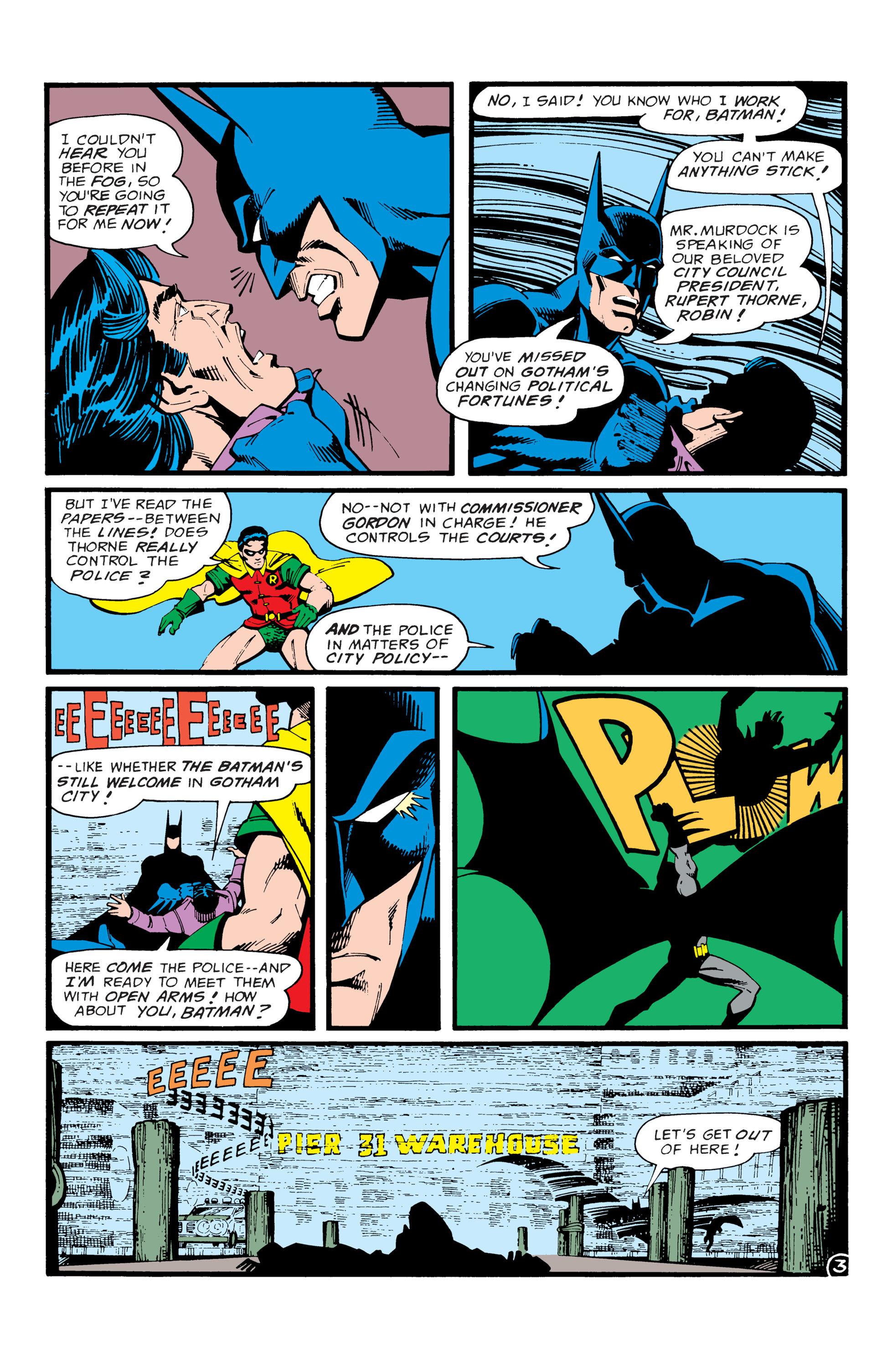 Detective Comics (1937) 473 Page 3