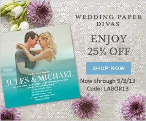 Wedding paper divas coupon code