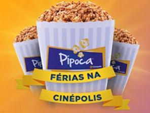 Promoção Cinépolis 2017 Férias Na Cinépolis Pipoca Grátis
