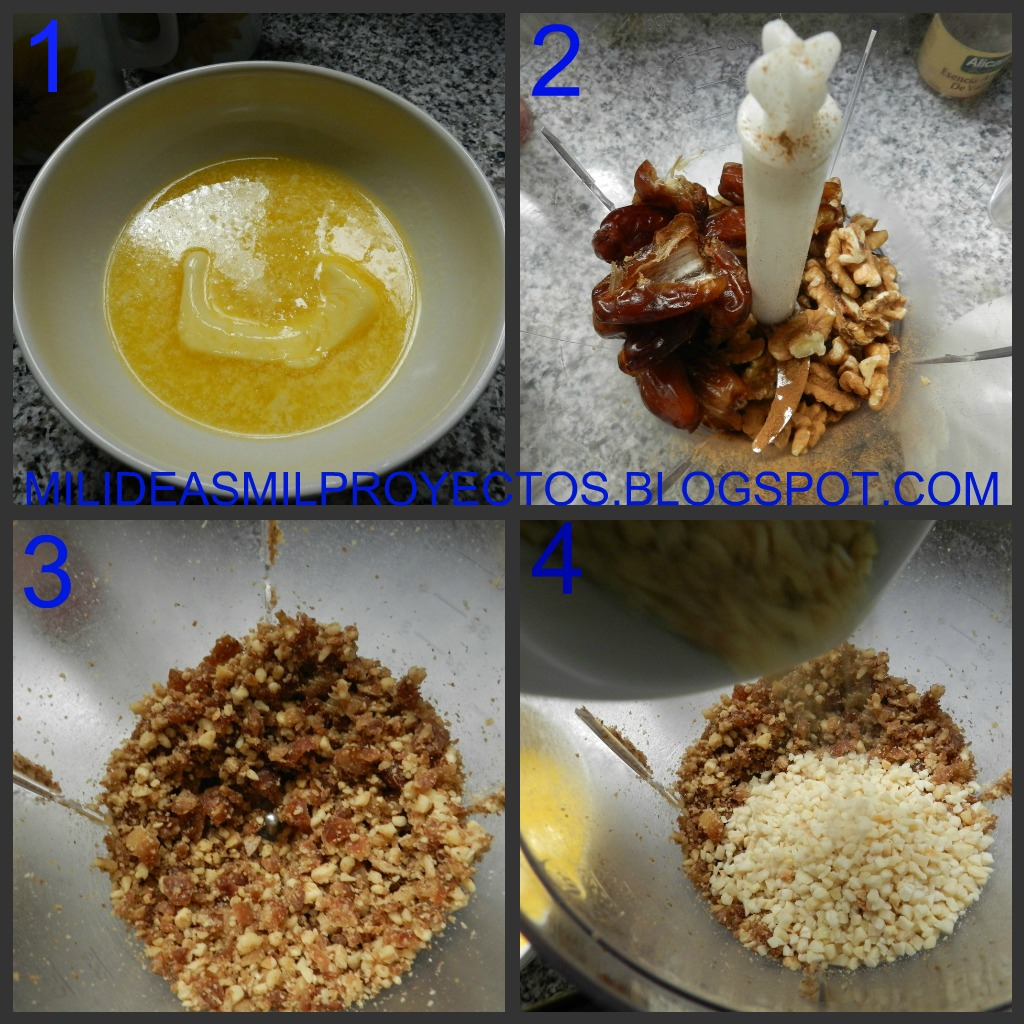 receta de baklava, dulce turco