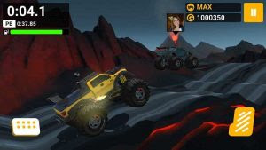 MMX Hill Dash MOD APK + DATA Unlimited Money v1.0.9443 for Android Hack Terbaru 2018
