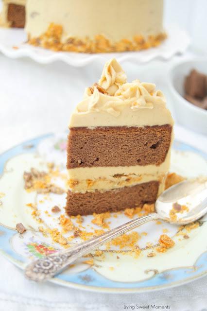 Butterfinger Cake Recipe Devil S Food