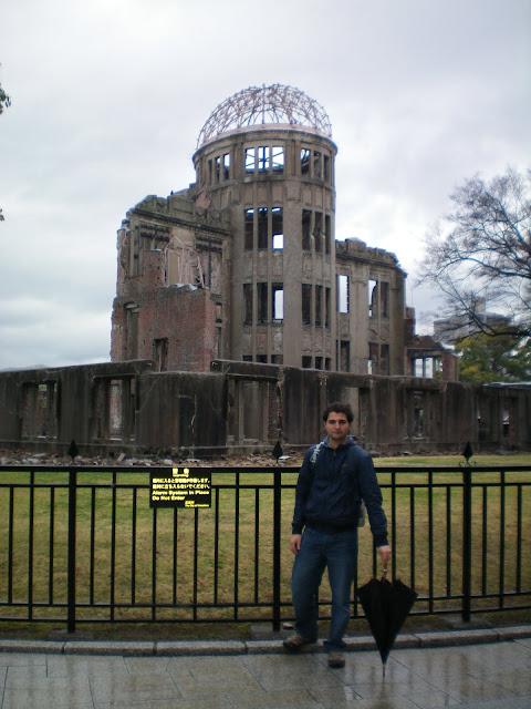 Edificio de la bomba atómica de Hiroshima