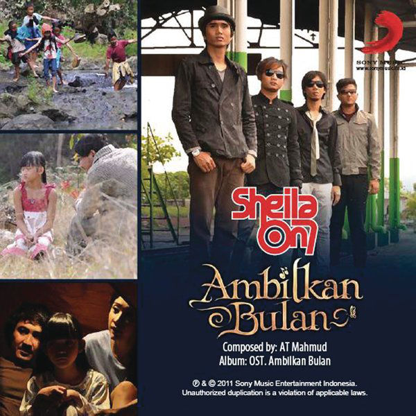 Sheila On 7 - Ambilkan Bulan - Single (2011) [iTunes Plus AAC M4A]