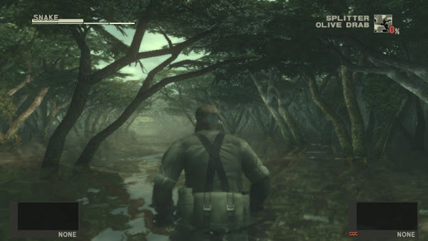 Metal Gear Solid HD Collection (USA) [NoNpDrm] PS VITA Screenshots #5