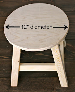 diy kids stool