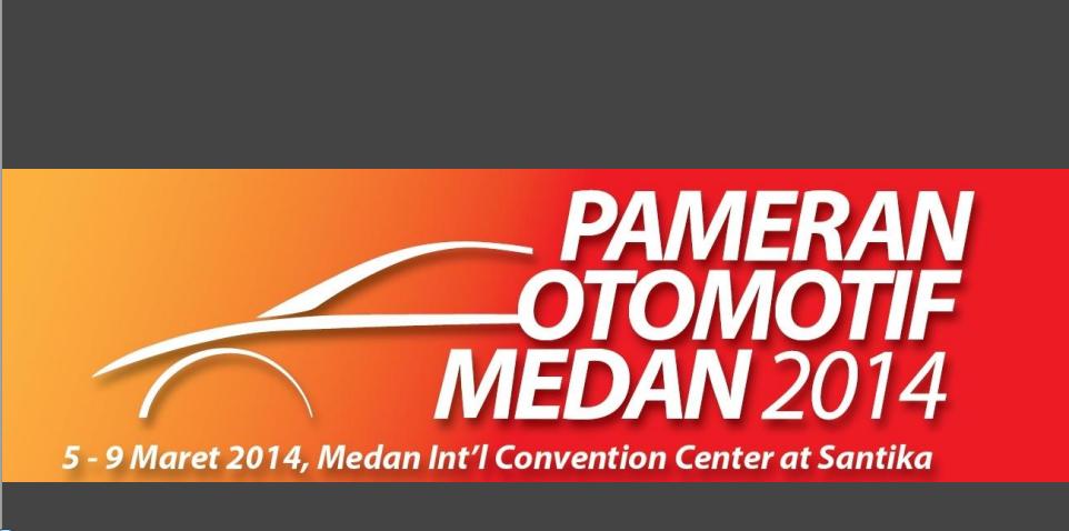 Pameran Otomotif Medan 2014