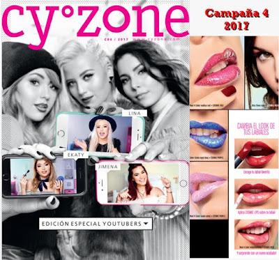 catalogo cyzone campaña 4 2017