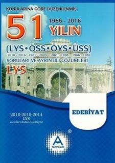 yks türk dili ve edebiyatı kitap önerisi 5