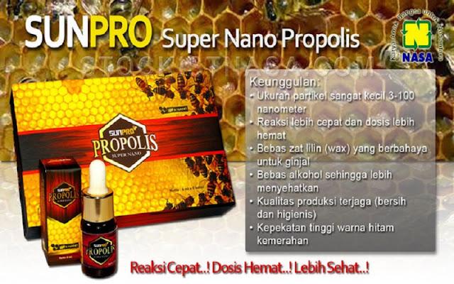 Super Nano Propolis (SUNPRO) Nasa
