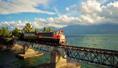 Wisata Alam Danau Singkarak