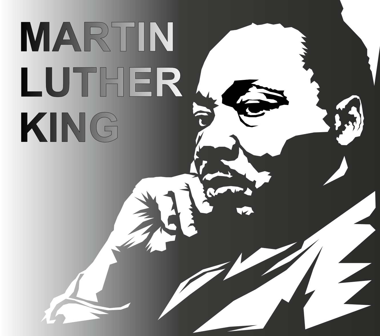 Click on: MARTIN LUTHER KING'S DAY