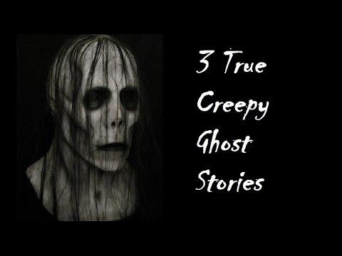 läskiga spökhistorier korta