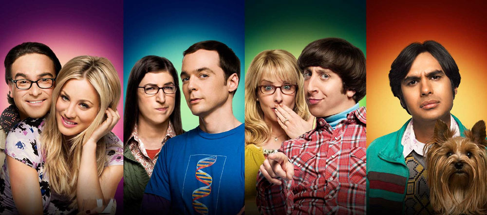 The Big Bang Theory 10x18 The Escape Hatch Identification