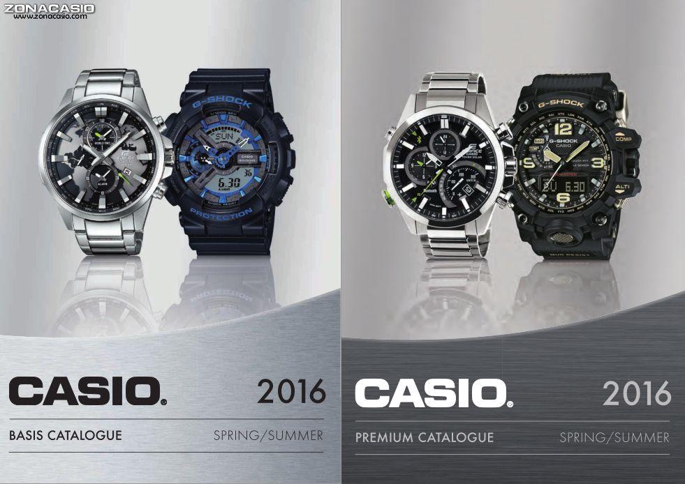 Catalogo relojes casio pdf for Oficina mrw valladolid