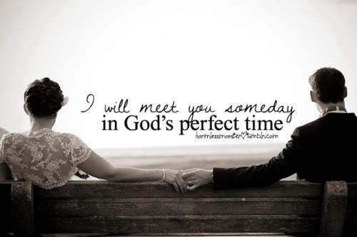 """""""Lady In Waiting"""" ♥: """"I Will Meet You Someday In God's"""