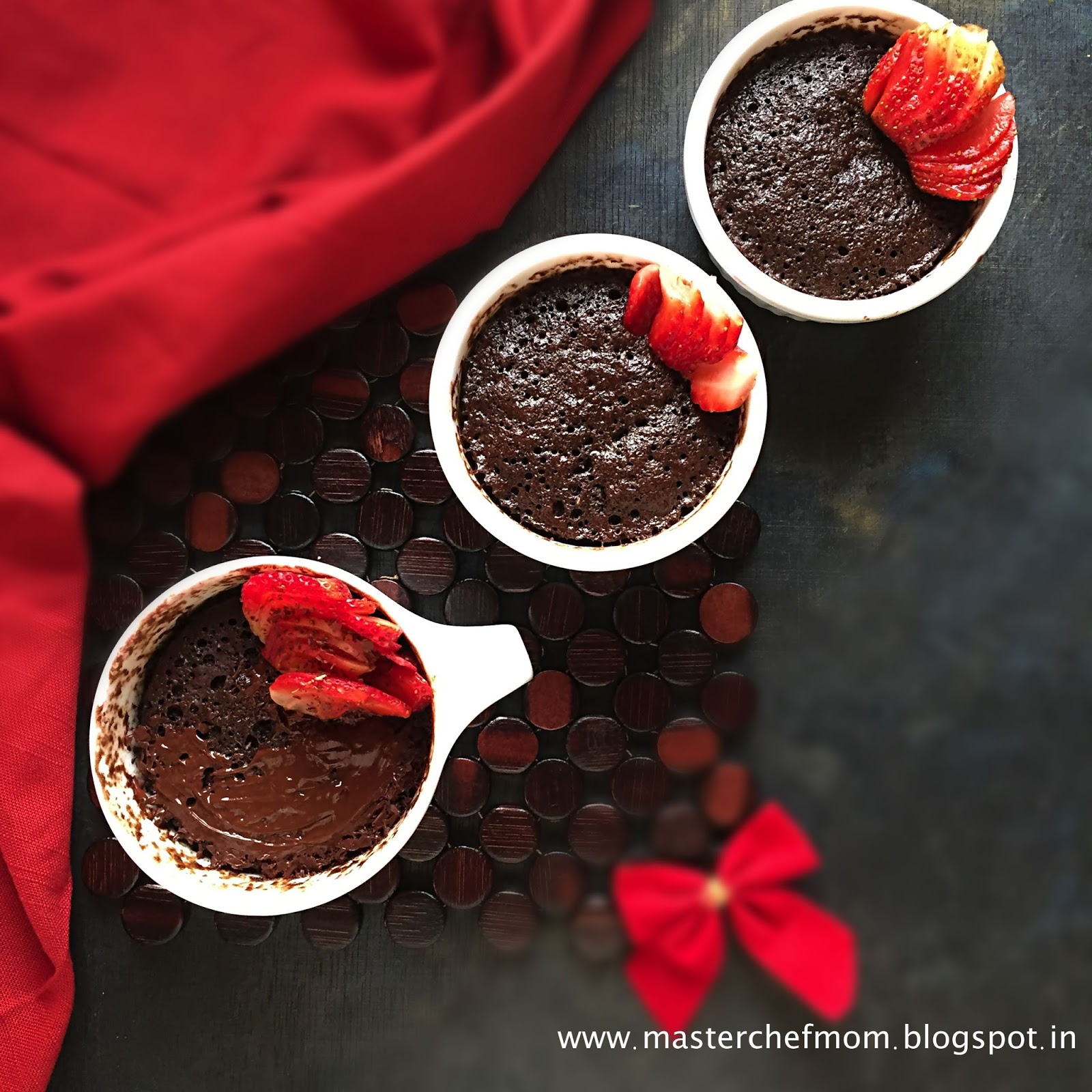Options Hot Chocolate Cake In A Mug