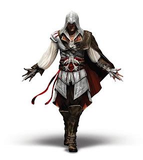 News: Capa de Assassin's Creed: Irmandade, de Oliver Bowden. 18