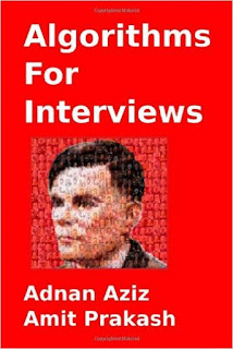 best data structure and algorithm book for interviews
