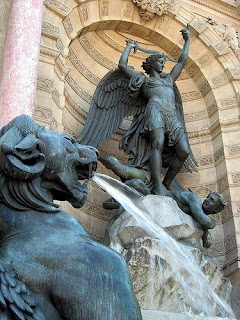 Fuente de Saint Michael