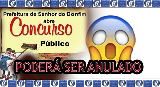 Resultado de imagem para concurso prefeitura de sr. do bonfim  f7noticias