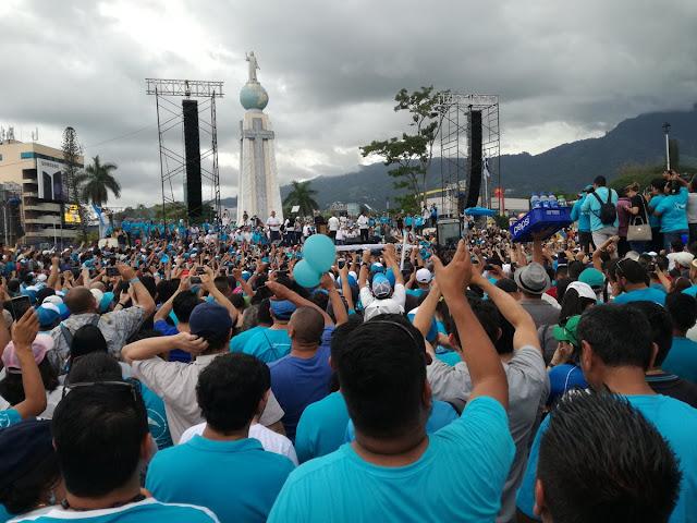 Resistencia Civil, Uno de los Caminos que podrían Tomar los Salvadoreños  Ante Bloqueo a Bukele