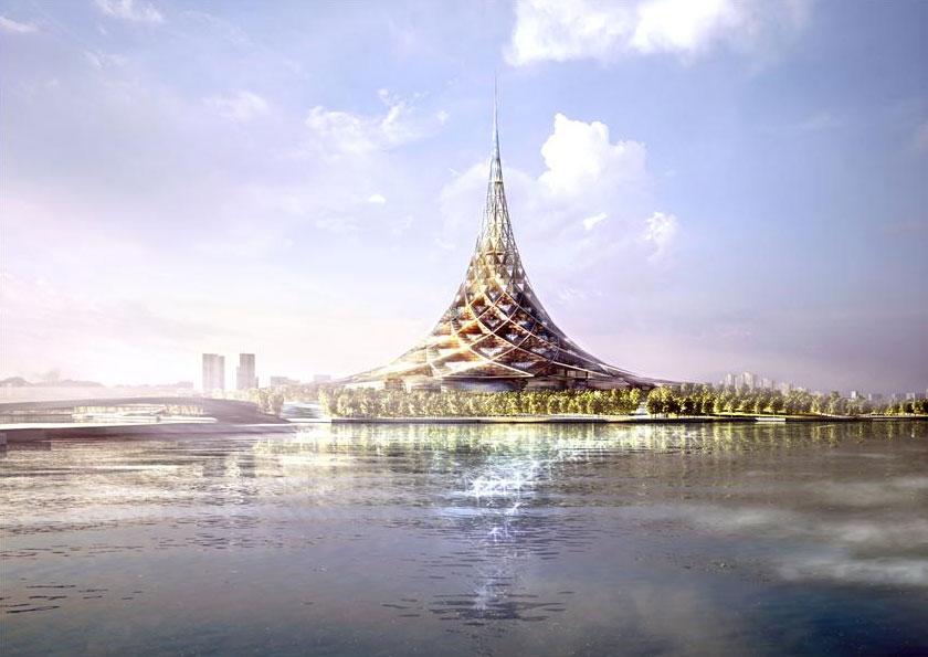 Future Arc Best Future City Concepts