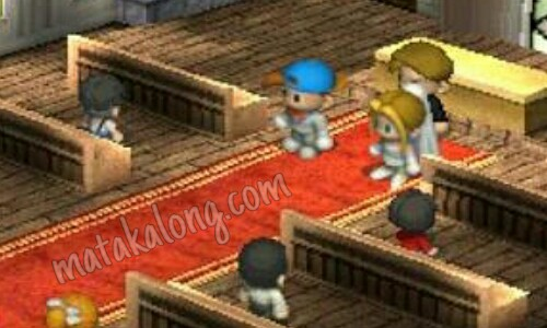 Cara Menikah Di Game Harvest Moon Back To Nature