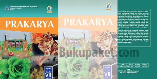 Materi Prakarya Kelas 7 Kurikulum 2013 Revisi 2017