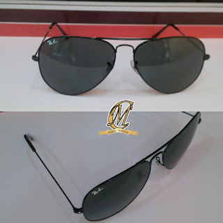 a9458165db1f Photo  Ray Ban crystal black Aviator ( new design) specially made and  licesned. Now available   Chizzyl Manizzyl Concepts ...