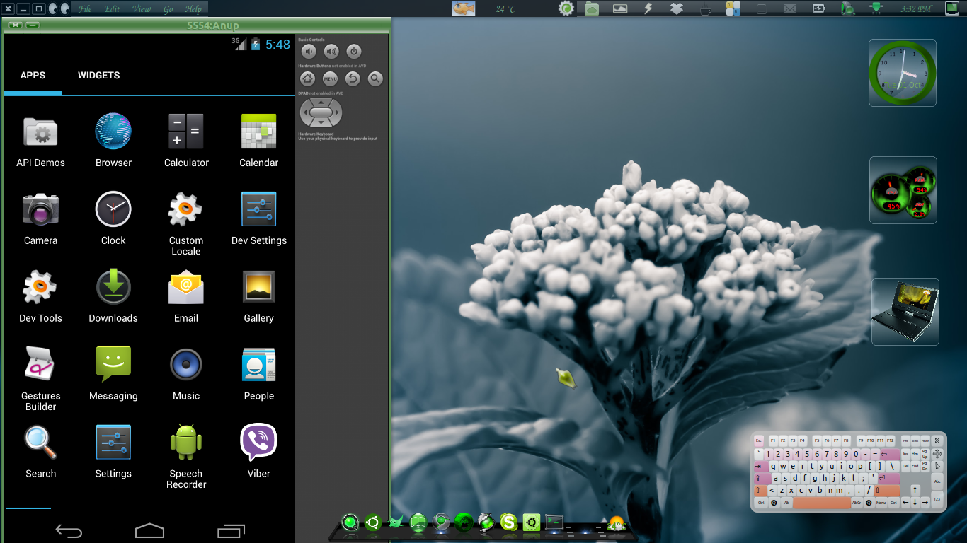 How to install Android Phone Emulator in Ubuntu/Linux Mint | Tech & Med