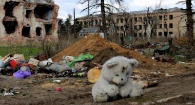За 5 лет войны на Донбассе погибли 13 тыс. человек