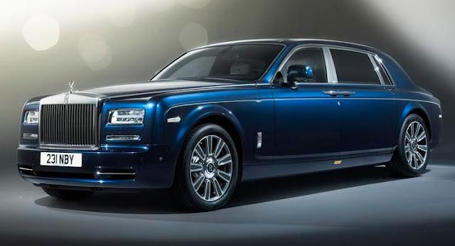 2017 Rolls-Royce Phantom Reviews